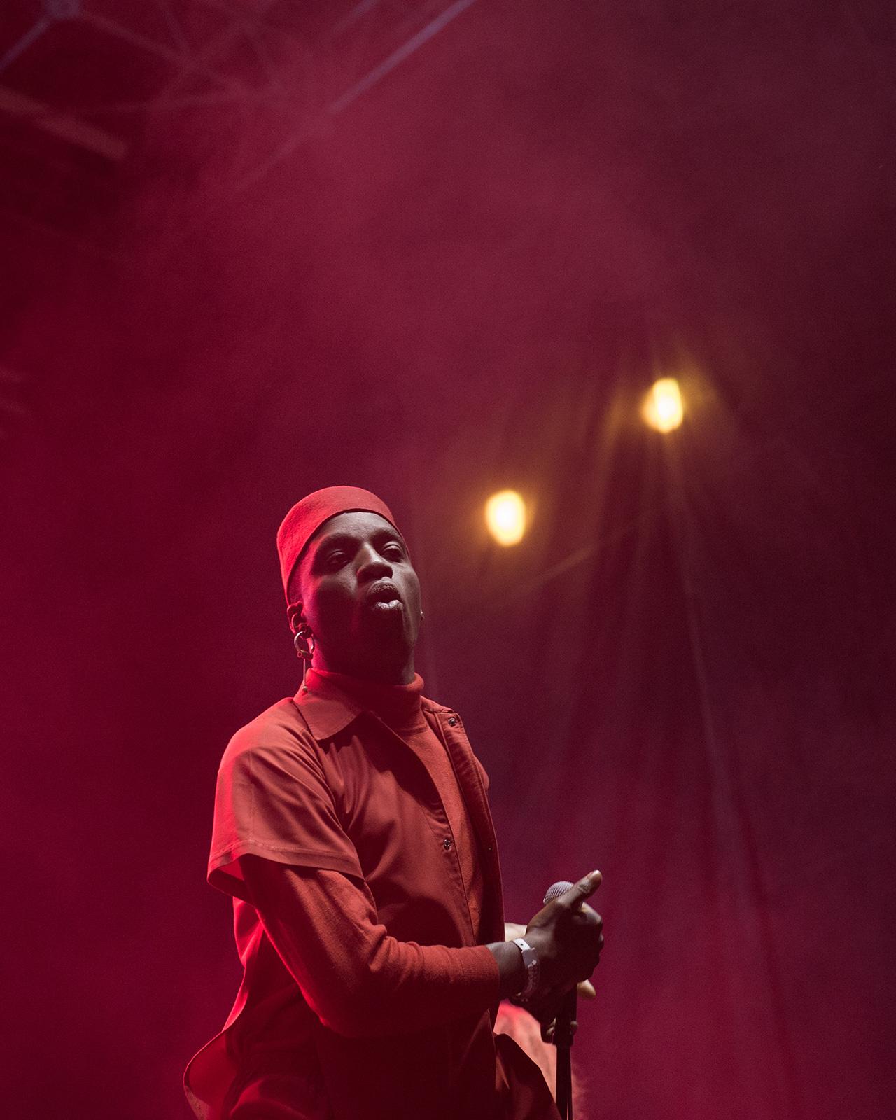 Petite Noir zakifo music festival durban south africa